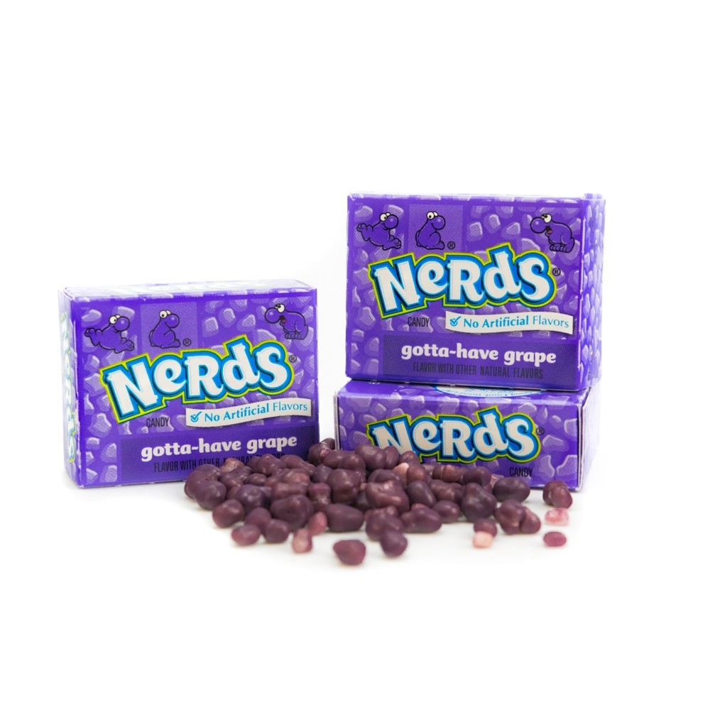 Mini Nerds - Grape