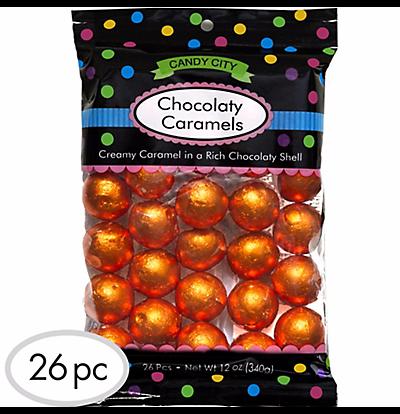 Caramel Balls