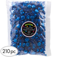 Royal Blue Hard Candies