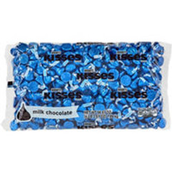 Royal Blue Milk Chocolate Hershey's