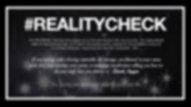 Dan Babic seminar reality check