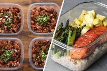 Meal Prep 5 Days (2 Meals)