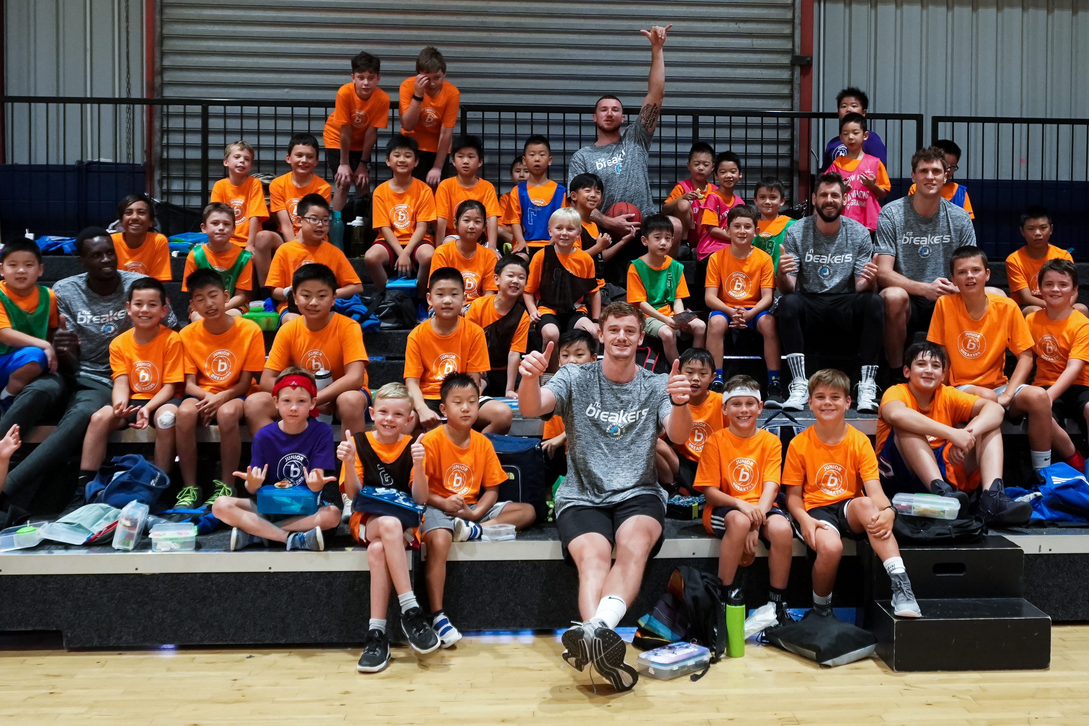 Junior Breakers Holiday Camps
