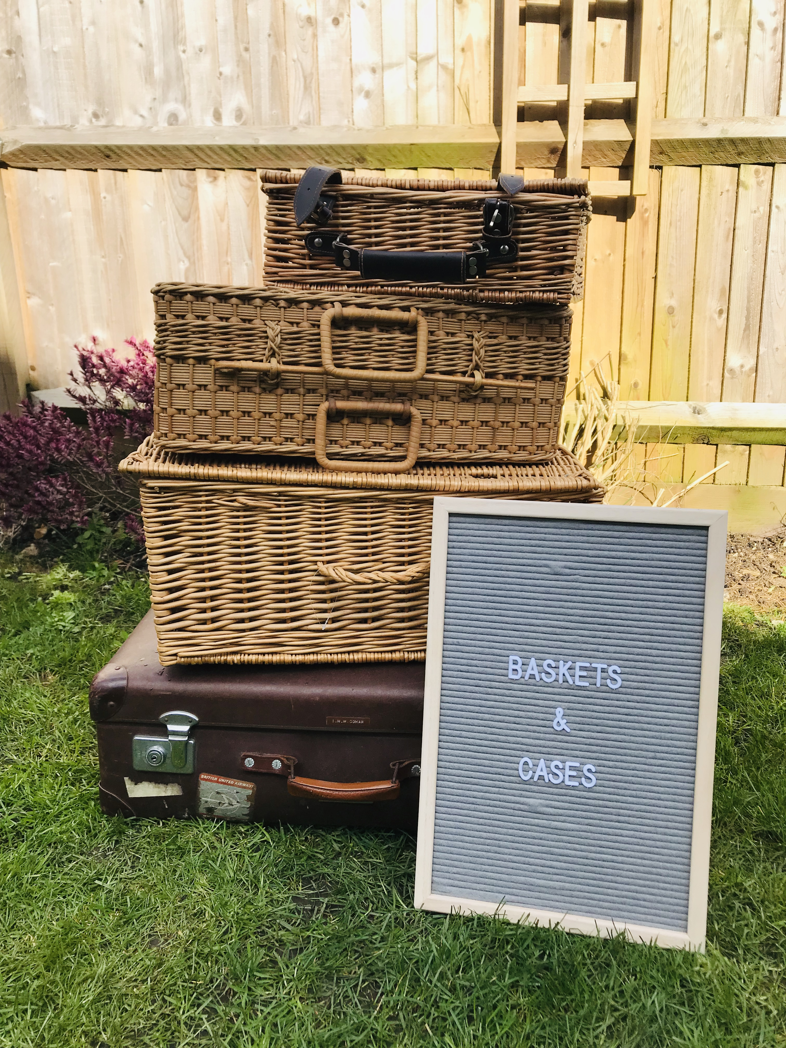 Baskets and Cases