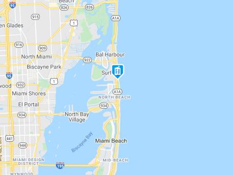 マイアミビーチのコンドミニアムが崩壊