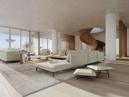 マイアミで最も高価なペントハウス