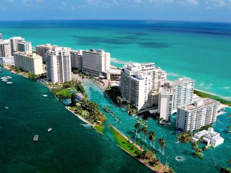 マイアミの水没危機!