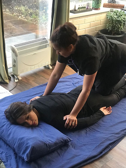 Thai massage by Kris Massage Therapist