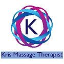 Kris Massage Therapist Logo