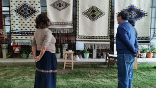 Culmina curso en la Escuela Textil de Gabanes