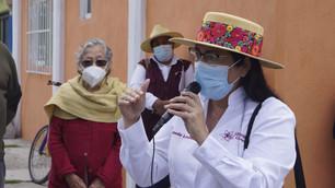 Diputada electa iniciará recorridos por estaciones de Mexibús para atender a vecinos