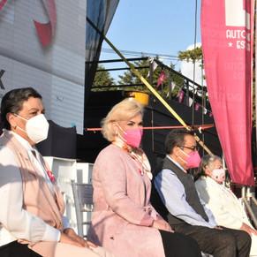 Celebra ISEM mes de sensibilizacion sobre el cáncer de mama