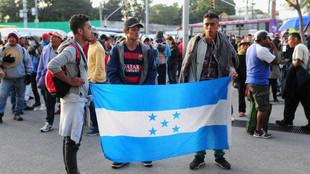 Asiste Codhem a niños y niñas de caravana migrante