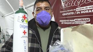 Ecatepec entregará gratis a domicilio tanques de oxígeno a adultos mayores