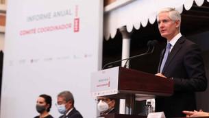 En Edoméx se fortalecen las instituciones a cargo de promover la transparencia y la corrupción: ADMM