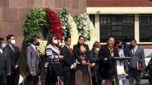 Con fraternidad y unidad celebran abogados mexiquenses su día