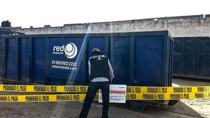 PROPAEM clausura predio con residuos de manejo especial en Toluca
