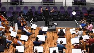 Dirigirá Rodrigo Sierra Moncayo la Orquesta Sinfónica del Estado de México este fin de semana