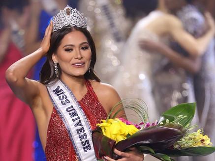 AMLO felicita a Andrea Meza, mexicana ganadora de Miss Universo 2021
