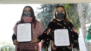 Convenio GEM - Derechos Humanos a favor de las mujeres rurales del Edoméx