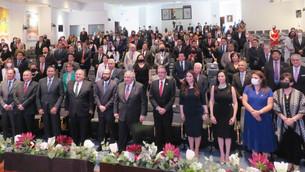 Con alto espíritu de unidad se crea Observatorio de la Abogacía Mexiquense: Sodi Cuellar
