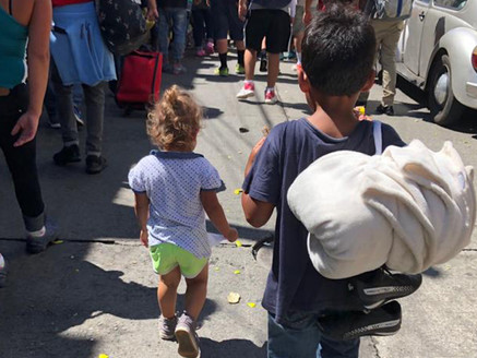 Biden continuará con detención y deportación de familias migrantes