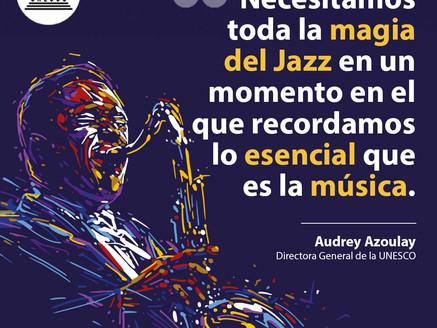 Abren convocatoria para ser la ciudad anfitriona global del Día Internacional del Jazz 2022