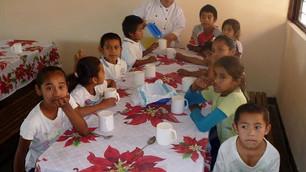 Atiende Albergue escolar 50 infantes de Otzoloapan y Valle de Bravo