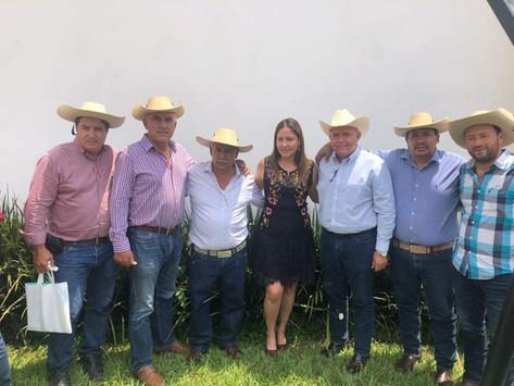 Buenas cuentas entrega Antonino Duarte en su primer tramo al frente de la Unión Ganadera del Sur
