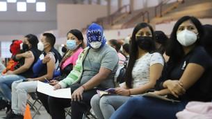 En Ecatepec arranca vacunacion con Sputnik V, para 320 mil jóvenes de 18 a 29 años