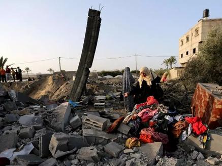 Asesina Israel a decenas de palestinos