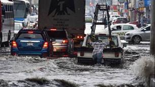 Vienen más aguaceros, extreme precauciones