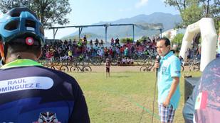 Llama alcalde de Tejupilco a cuidar la salud a través del deporte seguro