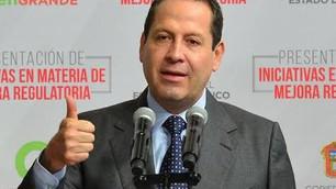 ENVÍA EAV INICIATIVAS PARA FACILITAR APERTURA DE NEGOCIOS Y SANCIONAR ACTOS DE CORRUPCIÓN