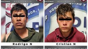 Capturan en Villa Guerrero a otros sujetos de la FM por homicidios de elementos de la SSEM Y PD