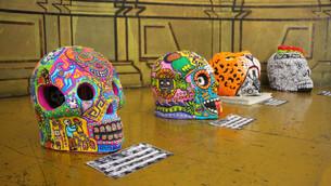 Artesanos del dulce del Alfeñique, guardianes de las tradiciones de Toluca