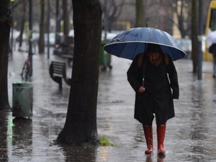 Anuncia SMNmás lluvias fuertes y posibilidad de granizadas en el país