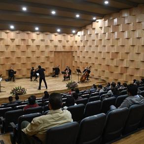 Deleita OSEM con interpretación de Schubert al público mexiquense