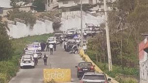 Saldo de 3 heridos tras enfrentamiento entre policías de Investigación y municipales