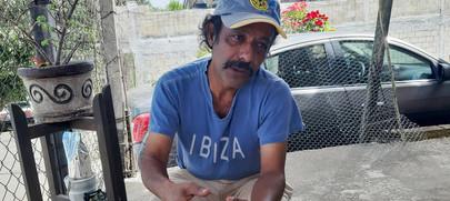 Procesa Carlos Casillas un café de altura en Amatepec