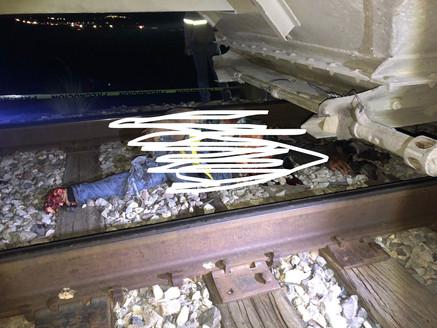 Arrolla tren a un hombre en las inmediaciones de Axapusco