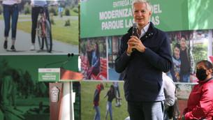 Las campañas políticas quedaron atrás, es momento de  trabajar en unidad: Del Mazo