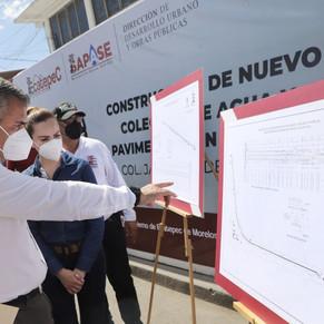 Busca Ecatepec acabar con su problema histórico de inundaciones