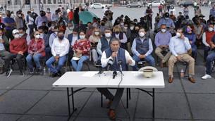 Siguen sin cobrar trabajadores del ayuntamiento de Toluca