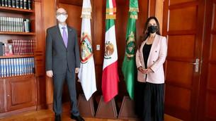 Conmemoran aniversario del voto femenino en México Secretaría de la Mujer y UAEM