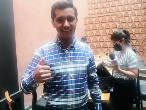 Va Carlos González Berra por verdadero cambio en Temascaltepec