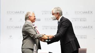 Encabez ADMM ceremonia por el 197 Aniversario de la Fundación del Estado de México