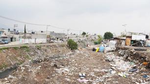 Sanean en Ecatepec tres tiraderos clandestinos