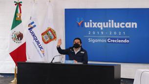 Darán certeza jurídica a la población de Huixquilucan con jornada notarial y regularización