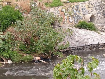 Encuentran cadáver en el Rio la Compañía
